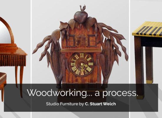 Skagit Valley Handcrafted Wood Furniture Exhibit