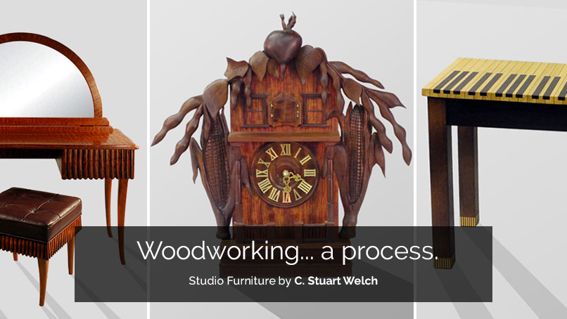 Skagit Valley Handcrafted Wood Furniture Exhibit