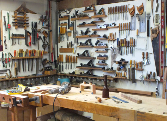 Stuart's Woodworking Studio